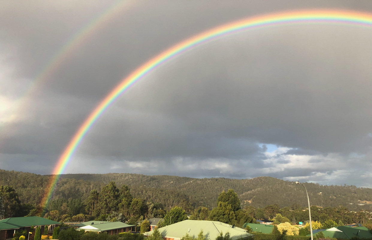 Tim Stix: 400 Days of Sobriety - The End of the Rainbow